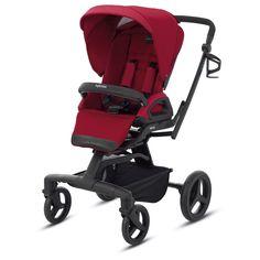 Inglesina Quad Stroller - Intense Red