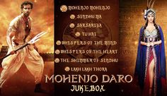 Film Director Ashutosh Gowariker film Mohenjo Daro all Audio song jukebox is now out here. In the film music album consist of total eight songs and soundtrack