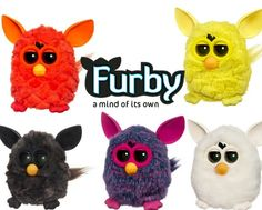 The Furby obsession was real