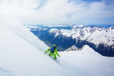 Powder Safari in the French Alps with MINT Snowboarding
