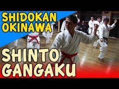GANGAKU (chinto) - OKINAWA SHIDOKAN shorin ryu - YouTube