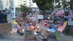 Carnavales en Caracas 2014