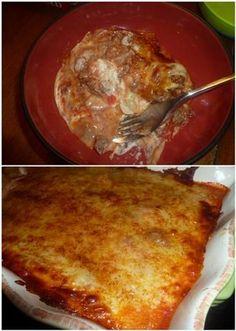 Easy Dinner Recipes: A Healthy Lasagna Recipe