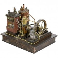Lot: A Fantastic Steam Organ, c. 1910, Lot Number: 0664, Starting Bid: €2,800, Auctioneer: Auction Team Breker, Auction: 138th: Science & Technology, Automata & Toys, Date: May 21st, 2016 BST