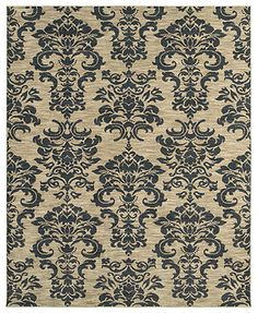 """Shaw Living Area Rug, Neo Abstracts 24500 Rosewood Grey 5' x 7'9\"""""""