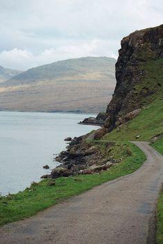 'Road to the Isles' - Tony Birdwood | West coast road - Mull