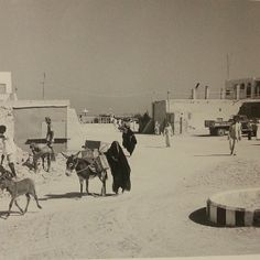 Abu Dhabi, the past 1962