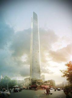 CGarchitect - Professional 3D Architectural Visualization User Community | 10 Design | Nanjing Super Highrise