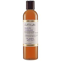 Carol's Daughter Black Vanilla Moisturizing Sulfate-Free Shampoo 8 oz