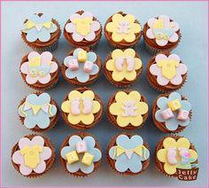 Baby Shower Cupcakes | Flickr: Intercambio de fotos