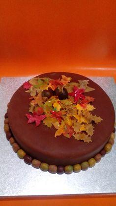 Bolo de outono