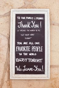 wedding sayings for chalkboards - Google Search