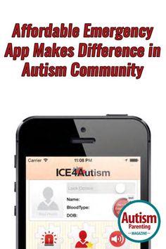 ICE4Autism in Autism Parenting magazine