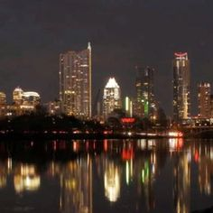 Downtown---Austin, TX Especially fun after a Longhorn Football game!!