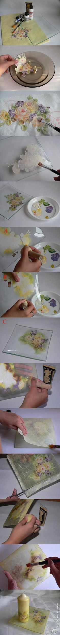 http://dcpg.ru/mclasses/984/                                                                                                                                                      More #decoupage