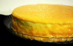 Pratos Que Falam: Cheesecake de Coco e Limão