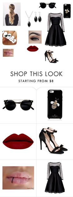 """""""Untitled #23"""" by kristen-cooley on Polyvore featuring Kate Spade, STELLA McCARTNEY and Marc by Marc Jacobs"""