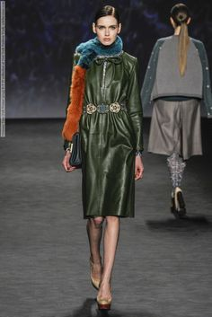 Vivienne Tam Clothing | Vivienne Tam (Fall-Winter 2014) R-T-W collection at New York Fashion ...