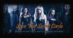 Here is a link to a petition to help try and get another season for the secret circle. Please sign it! http://twitition.com/6m2vl