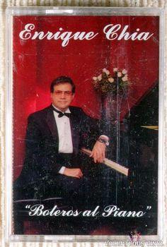 Enrique Chia – Boleros Al Piano
