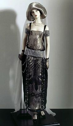 Russian Art Deco Figurine (Doll)