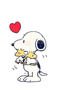 Snoopy Love, Charlie Brown And Snoopy, Snoopy And Woodstock, Snoopy Pictures, Cute Pictures, Snoopy Dog House, Charles Shultz, Funny Valentines Cards, Snoopy Wallpaper