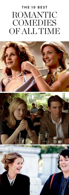 """You had us at """"Hello."""" Here's ten of our favorite classic rom-coms"""