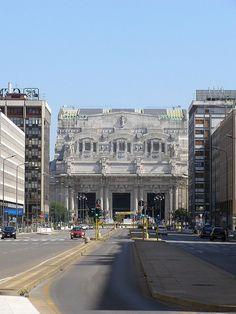 Stazione Centrale, Milan, Italy