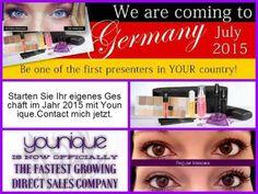 Verlängern Sie Ihre Wimpern bis zu 300%, natürlich mit unseren zweiteiliges System! Bestellen Sie Ihre ganz eigene Younique 3D Mascara im Produktmenü. Außerdem können Sie ein Vertreter von Younique in Deutschland werden.    Sie können 3D Faser Wimperntusche kaufen oder Produkte von Younique in Deutschland verkaufen ab dem 3ten Quartal in 2015.    Unsere aktuelles Set, welches Sie erhalten wenn Sie ein Vertreter werden enthält die folgenden Produkte:    3D Fiber Lashes, Luxe Lip Gloss, 3…