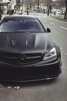 Mercedes AMG Black