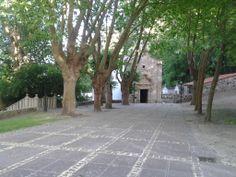 Parroquia de Santa Leocadia en Santa Cruz