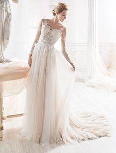 94d2c7a56c6b Moda sposa 2018 - Collezione NICOLE. NIAB18065. Abito da sposa Nicole.  Wedding Dresses