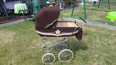 Nostalgie Kinderwagen der franz. Fa. Aubert Modell Sabrina   eBay