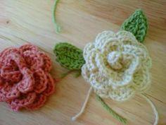 お花モコモコモチーフ 編み♪ | 手作り&編み物 大好きtmt *^-^* - 楽天ブログ