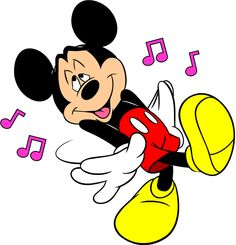 Mickey Mouse Clip Art | Mickey Mouse