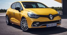 Renault Unveils Restyled Clio RS 200 EDC & RS 220 Trophy, Plus GT-Line Look Pack #New_Cars #Renault