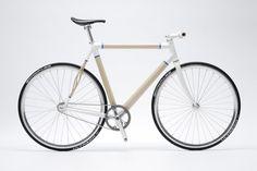 Holzweg Wooden Bike