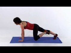 Fit Chick: Winged Plank for Cyclists - Bicycling