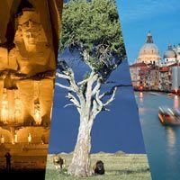20 lugares que hay que visitar antes de morir