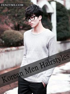 Hairstyles for Asian men is one of the most popular categories at trendy men's hairstyles and we're always on the look out for new styles. Korean Fashion Men, Asian Fashion, Boy Fashion, Mens Fashion, Korean Men Hair, Fashion Ideas, Street Fashion, Asian Hair Male, Casual Male Fashion