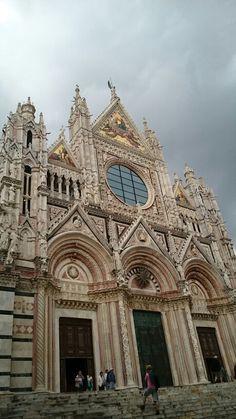 Catedral de la asunción, Siena, Italy