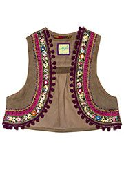 This Pin was discovered by mag Vest Outfits, Boho Outfits, Classy Outfits, Dress Neck Designs, Blouse Designs, Tween Fashion, Boho Fashion, Jacket Style Kurti, Hippy Chic