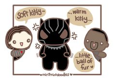 """mintmintdoodles: """" Soft kitty ♡ (This is my own personal favorite :D) [my doodle tags] """" [my doodle tags] [Facebook][Instagram][Twitter]"""
