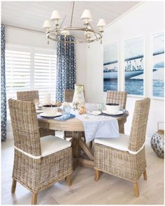 Perfectly Designed By Lisa Michael Interiors, This Delray Beach FL Coastal  Cottage Is All About Comfort And Calmness, Starting With Its Light Hardwood  ...