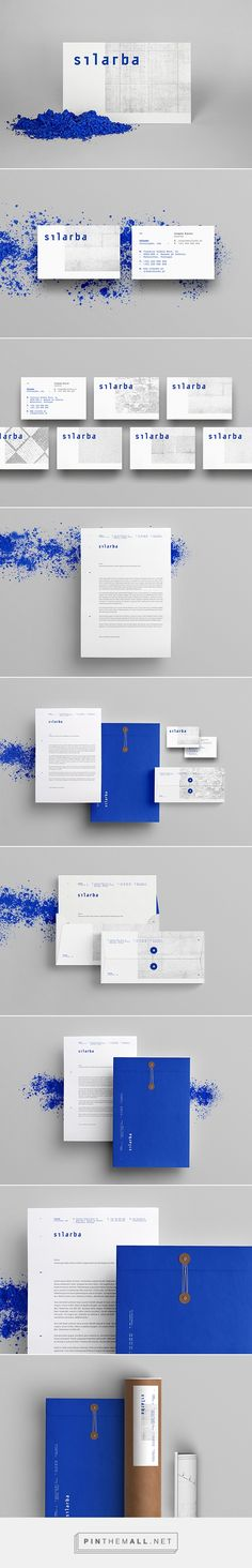 Silarba Branding on Behance | Fivestar Branding – Design and Branding Agency & Inspiration Gallery