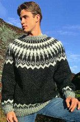 Mens lopi sweater   by Mytwist