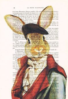 Hey, I found this really awesome Etsy listing at https://www.etsy.com/listing/196350365/french-rabbit-art-poster-digital-art