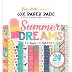 Summer Dreams 6 x 6 Paper Pad