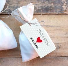 Bolsa algodón  Stars in love