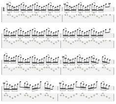 Sweep Picking Exercises: 5 Jason Becker Licks | Guitar Teacher